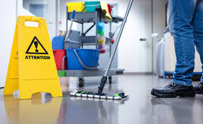 cleaning services equipment