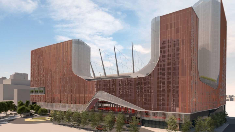 "extreme powerwash parq resort & casino project"""